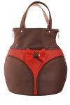 POPKA BAG Double Red